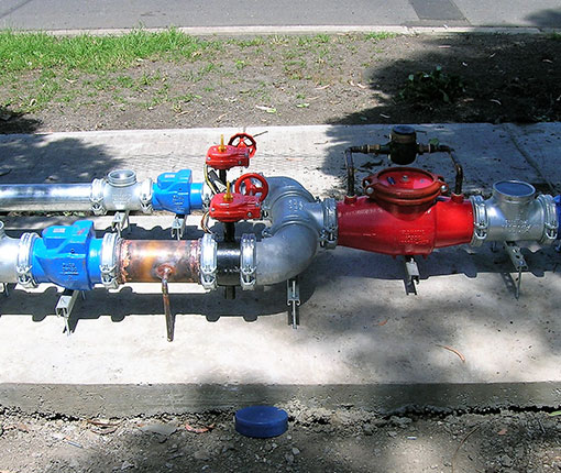 Enviro Tank Hydrant & Sprinkler Upgrade Project 2